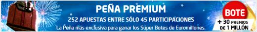 Peña Premium Euromillones